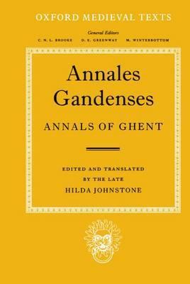 Annales Gandenses (Annals of Ghent)