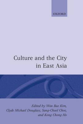 Culture and the City in East Asia