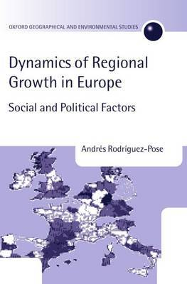 Dynamics of Regional Growth in Europe: Social and Political Factors