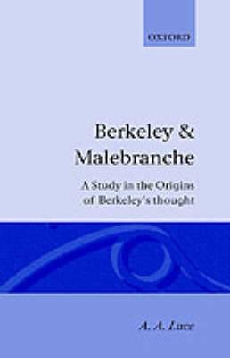 Berkeley and Malebranche
