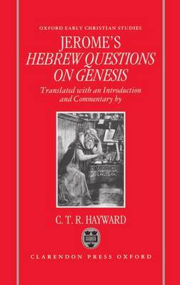 Saint Jerome's Hebrew Questions on Genesis