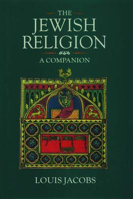 The Jewish Religion: A Companion