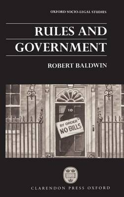 Rules and Government: Non-Statutory Rules and Administrative Law