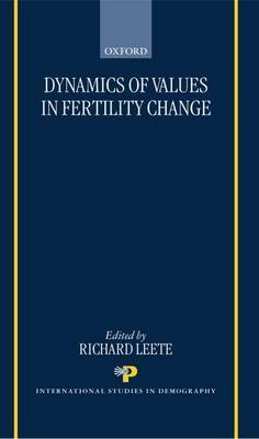 Dynamics of Values in Fertility Change