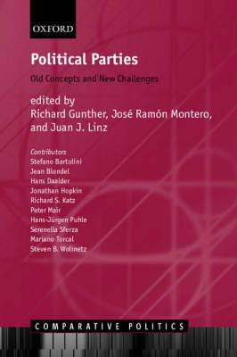 Political Parties: Old Concepts and New Challenges