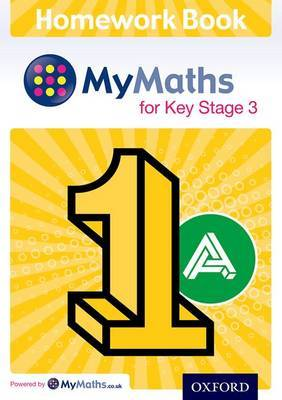 Mymaths for Ks3 Homework Book 1a Single