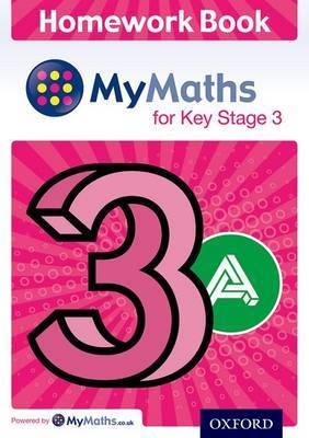 Mymaths: For Key Stage 3: Homework Book 3a