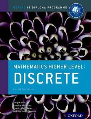 IB Mathematics Higher Level Option Discrete: Oxford IB Diploma Programme