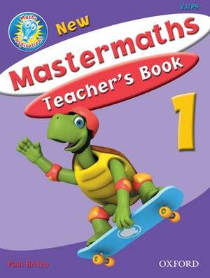 Maths Inspirations: Y3/P4: New Mastermaths: Teacher's Book: 1