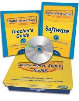 Maths Makes Sense: Year 3: Teacher's Kit