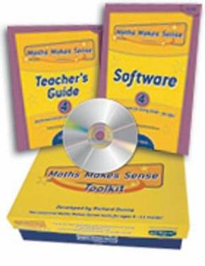 Maths Makes Sense: Year 4: Teacher's Kit