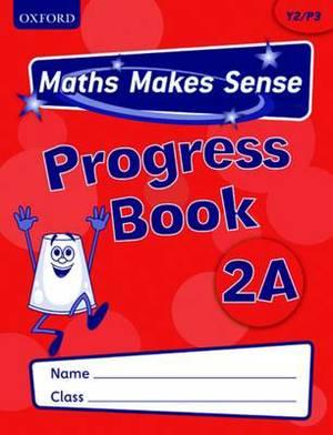 Maths Makes Sense: Y2: A Progress Book Pack of 10
