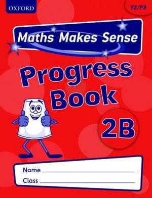 Maths Makes Sense: Y2: B Progress Book Pack of 10