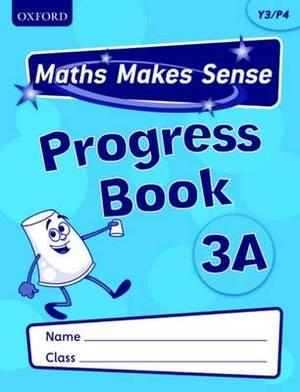 Maths Makes Sense: Y3: A Progress Book Pack of 10