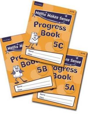 Maths Makes Sense: Year 5: Easy Buy Pupil Kit