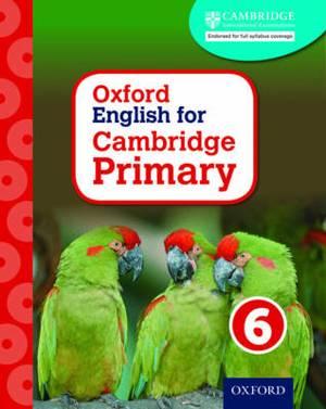 Oxford English for Cambridge Primary Student Book 6