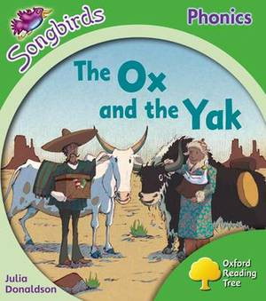Oxford Reading Tree: Level 2: More Songbirds Phonics: The Ox and the Yak