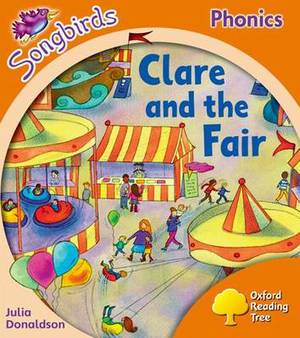 Clare and the Fair: Level 6: Local Teacher's Material