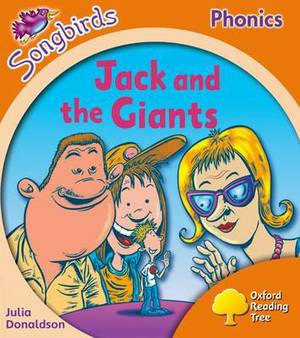 Jack and the Giants: Level 6: Local Teacher's Material