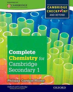 Complete Chemistry for Cambridge Secondary 1 Student Book: For Cambridge Checkpoint and Beyond