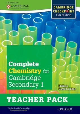 Complete Chemistry for Cambridge Secondary 1 Teacher Pack: For Cambridge Checkpoint and Beyond