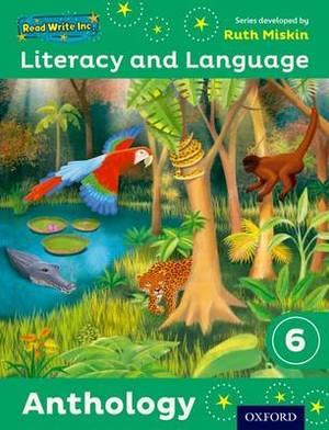 Read Write Inc.: Literacy & Language: Year 6 Anthology Pack of 15
