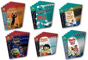 Oxford Reading Tree TreeTops Chucklers: Level 15-16: Pack of 36