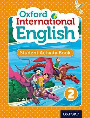 Oxford International English Student Activity Book 2