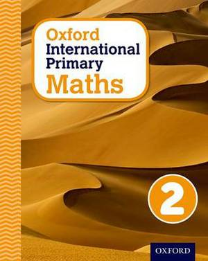 Oxford International Primary Maths: Stage 2: Age 6-7: Student Workbook 2: Stage 2, age 6-7