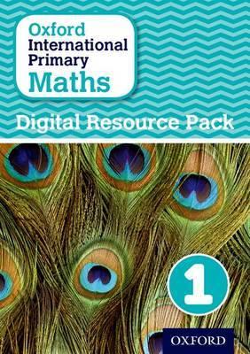 Oxford International Primary Maths: Digital Resource Pack 1