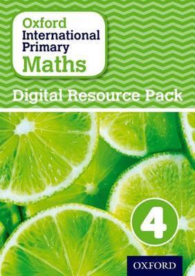 Oxford International Primary Maths: Digital Resource Pack 4