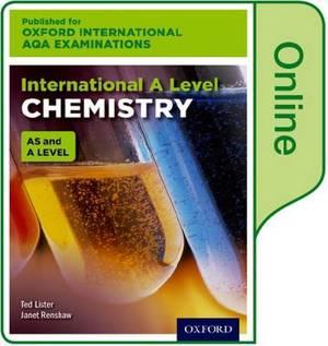 Oxford International AQA Examinations: International A Level Chemistry: Online Textbook