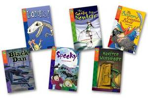 Oxford Reading Tree TreeTops Fiction: Level 13 More Pack A: Pack of 6