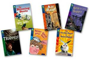 Oxford Reading Tree TreeTops Fiction: Level 14 More Pack A: Pack of 6