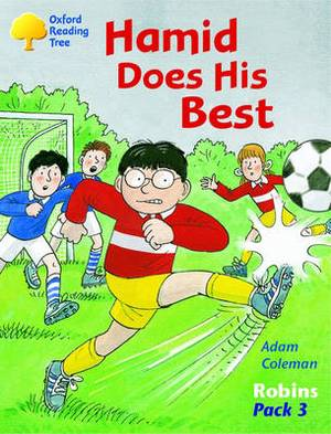 Oxford Reading Tree: Robins: Pack 3: Hamid Does His Best