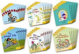Oxford Reading Tree: Level 5: Snapdragons: Class Pack (36 Books, 6 of Each Title)