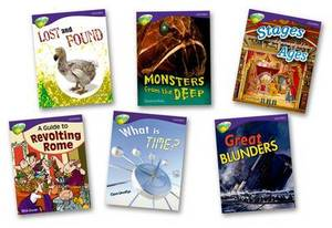 Oxford Reading Tree: Level 11A: Treetops More Non-Fiction: Pack of 6 (6 Books, 1 of Each Title)