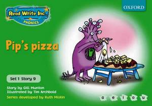 Read Write Inc. Phonics: Green Set 1 Storybooks: Mixed Pack of 10