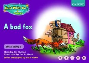 Read Write Inc. Phonics: Purple Set 2 Storybooks: School Pack of 100 (10x10 Titles)