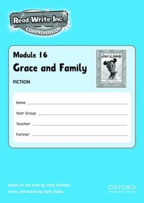Read Write Inc. Comprehension: Modules 16-20: School Pack of 50 Books