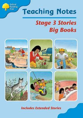 Oxford Reading Tree: Level 3: Kipper Storybooks: Big Books Teaching Notes