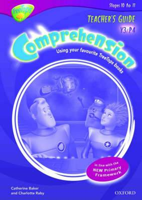 Oxford Reading Tree: Y3/P4: TreeTops Comprehension: Teacher's Guide: Stages 10 to 11