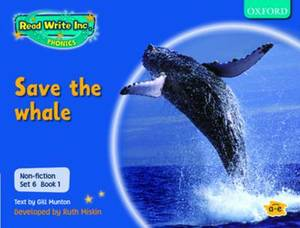 Read Write Inc. Phonics: Non-fiction Set 6 (blue): Mixed Pack of 5 Books (1 of Each Title)