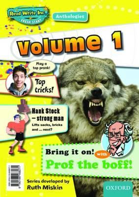 Read Write Inc.: Fresh Start Anthologies: Volume 1