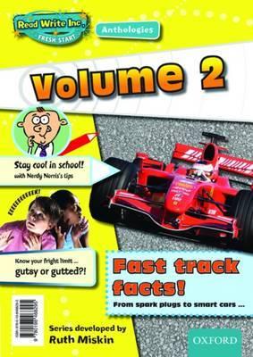 Read Write Inc.: Fresh Start Anthologies: Volume 2