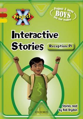 Project X: Reception/P1: Interactive Stories CD-ROM Unlimited User