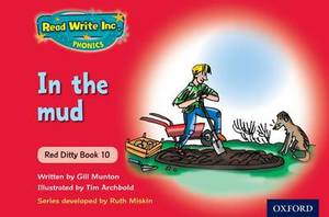 Read Write Inc. Phonics: Red Ditty Books School Pack of 100