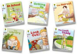 Oxford Reading Tree: Level 1: Wordless Stories A