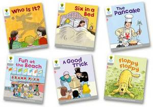 Oxford Reading Tree: Level 1: First Words