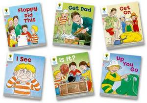 Oxford Reading Tree: Level 1: More First Words